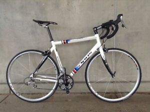 Opus Andante - Carbon Fork & Stays Performance Road Bike - 54cm