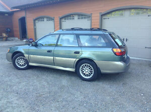 2000 Subaru Other Outback Wagon
