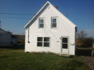 Available Immediately 3 Bedroom house Glace Bay