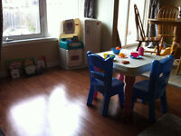 LITTLE SWEETHEARTS DAYCARE -  North Whitby