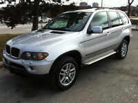 2006 BMW X5 3.0i - ULTRA PREMIUM - PANORAMIC|SERVICE RECORDS