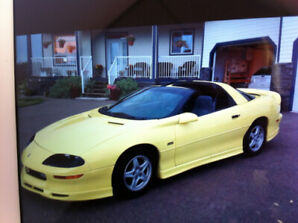 1997 Camaro with T-tops