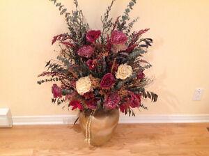 Fleurs artificielles vases 7 vases de fleurs $39!chaque vases West Island Greater Montréal image 6