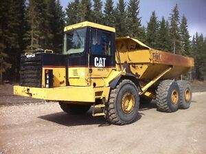 1999 Cat D350E Articulated Dump Truck