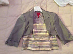 Elegant 3 pc Mother of the Bride/Groom Outfit Kitchener / Waterloo Kitchener Area image 4