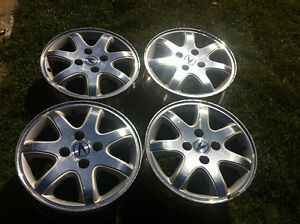 Acura Rims | Kijiji: Free Classifieds in Ontario. Find a job, buy a car, find a house or ...