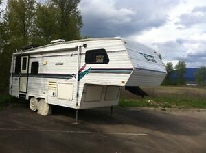 5th Wheel For Sale ~ Salmon Arm