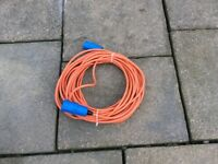 Elec hook up cable
