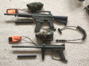 Paint Ball Package