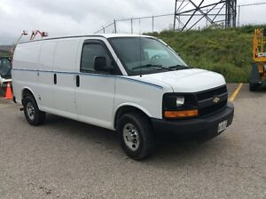 2012 Chevrolet Express Van