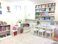 Home Childcare available