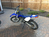 Yamaha TTR 125 low hours