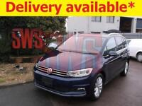 2018 Volkswagen Touran 1.4 TSi DSG 110PS DAMAGED ON DELIVERY