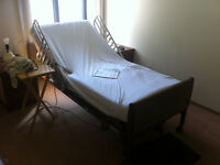 Invacare IVC Series Electric Hospital Bed
