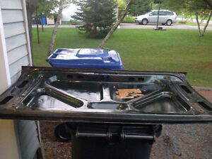 65-66 ford mustang coupe / convertible OEM trunk lid West Island Greater Montréal image 1