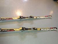 ski alpin Rossignol de competition