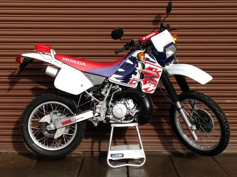 Honda crm 125 r only 8275miles delivery available credit for Honda credit card
