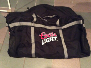 Poche de hockey Coors light
