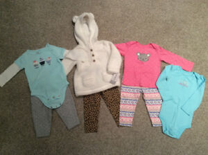 Brand New Baby Girl Outfits