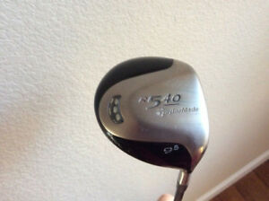 Driver/Bois 1 TaylorMade R540, 9.5*