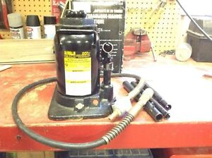 Air Hydraulic Bottle Jack London Ontario image 2