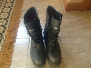 Men's work boots 13EE only worn a few times
