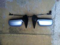Golf mk4 side mirrors, wing mirror