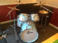 Gretsch renown 57 drum kit