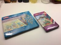 24 Watercolour pencils and 12 pastels (never been used)