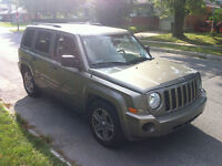 2008 Jeep Patriot 7k Negotiable