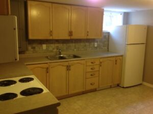 Beautiful all Inclusive, 3 Bedroom Lower Apartment