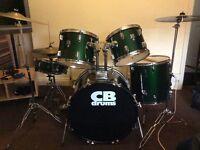 Drum kit / CB drums