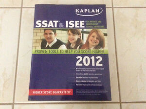 SSAT&ISEE 2012