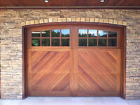 Overhead Doors, Interior/Exterior, Residential/Commercial