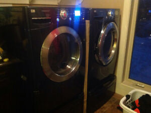 LG Steamwasher & SteamDryer