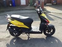 2010 50cc moped for sale 12 months MOT