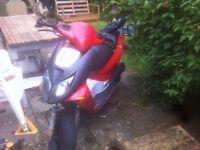 Honda 50cc Moped Scooter £300