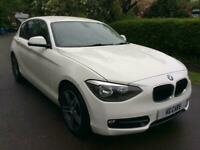 BMW 116d Sport 2014 5dr Alloys