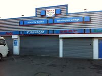 Whatlington Garage VW Specialist - Bosch Car Service & Which? Trusted Trader