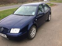 Vw 1.6 bora highline 105 60,000 miles only great condition