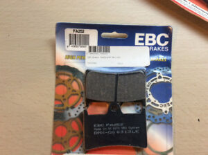 Yamaha Brake pads 1700 road star