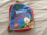 Small chicken little back pack