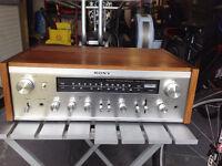 Vintage Recepteur/Ampli Sony STR-7045.    Faites un offre