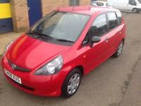 Honda Jazz 1.2i-DSI S, GENUINE 7,000 MILES FROM NEW, 1 LADY OWNER CAR( 2008 )