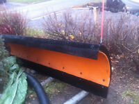 Like new Complete Arctic snow plow