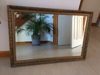 Classic wall mirror