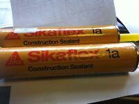 Sikaflex 1a Sealant, sleeve anchors, tapcons, locktite