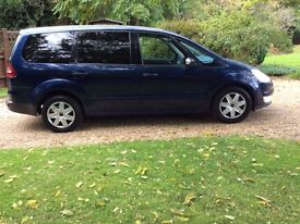 FORD GALAXY 2.0 DIESEL 7 SEATER 2009 PRIVACY WINDOWS AUTOMATIC !!!