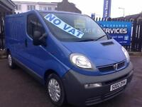 VAUXHALL VIVARO 1.9 EXCELLENT CONDITION LOW MILES *TIMING BELT KIT* YEARS MOT!!!