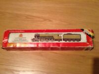 Flying Scotsman OO gauge Hornby train